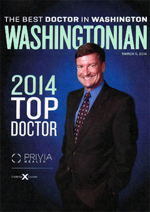 2014 top doctor washingtonian