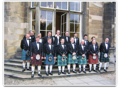 McEachern International Recognition Scotland